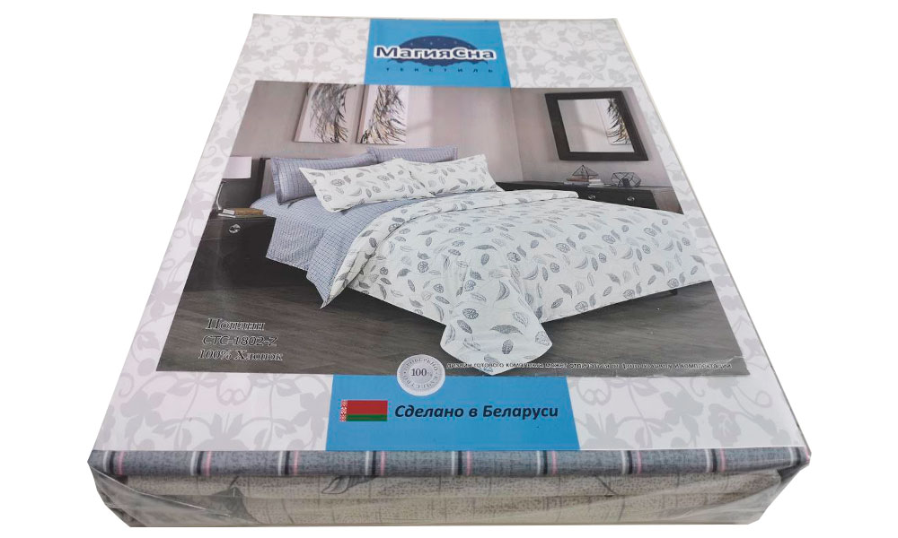 Комплект постельного белья – Листочки