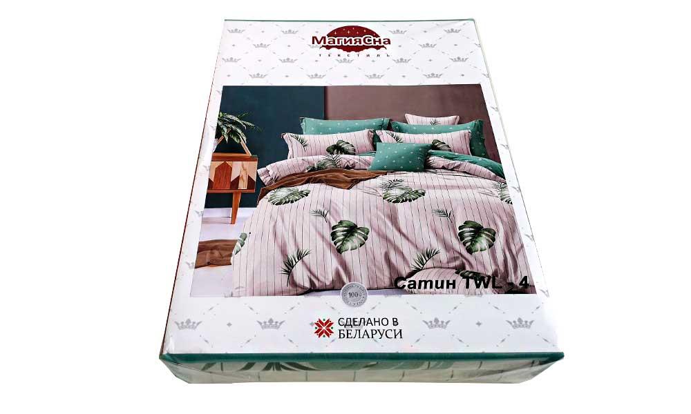 Комплект постельного белья – Бамбук