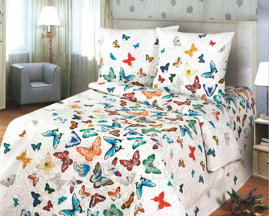 Комплект постельного белья — Бабочки