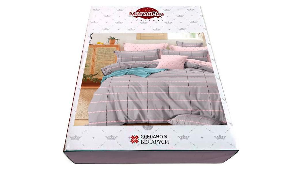 Комплект постельного белья – Прямоугольники