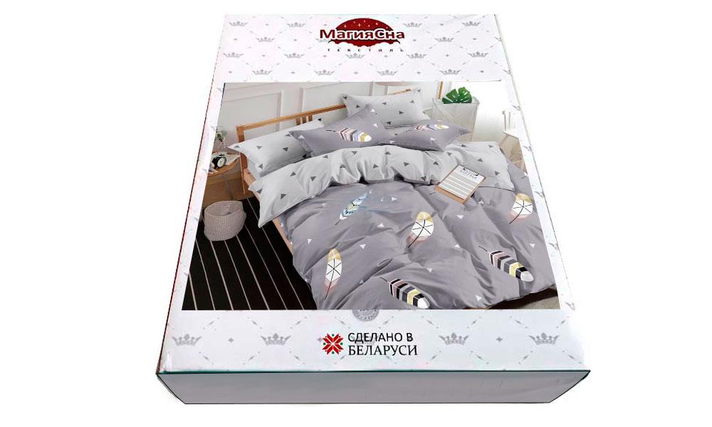 Комплект постельного белья Перышки