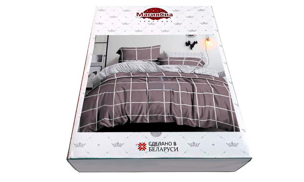 Комплект постельного белья – Шоколад