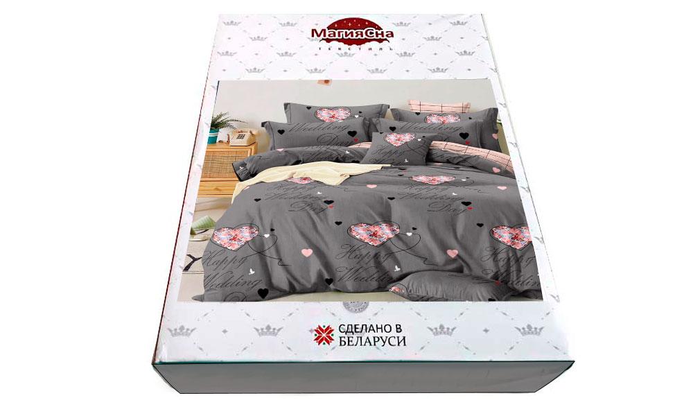 Комплект постельного белья – Семейный