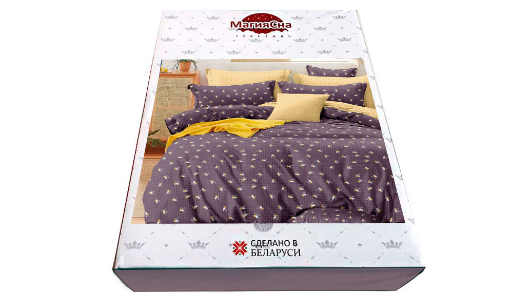 Комплект постельного белья – Бабочки