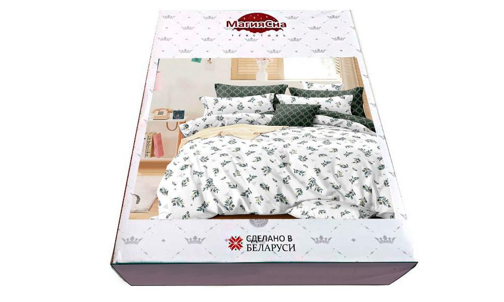 Комплект постельного белья – Оливки