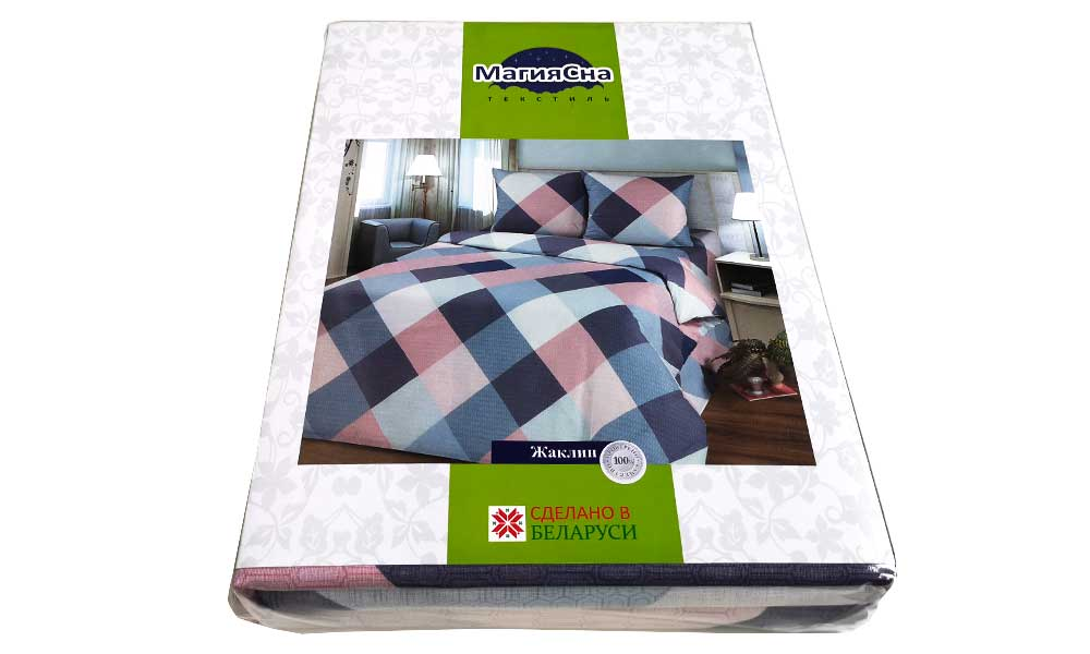Комплект постельного белья – Жаклин